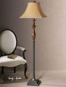 uttermostlamps kezia floor home pinterest floor lamp With rustic floor lamp by normande lighting