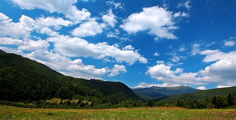 mountains  cloudy sky  nadiyasergey videohive