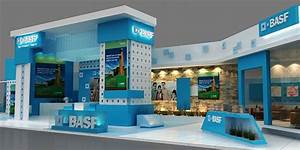 BASF Booth on Behance