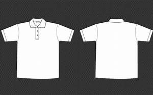 polo collar tee template free download t shirt template With collar t shirt template psd