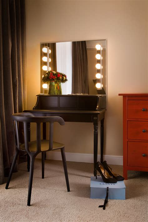 dressing table lights minimalist artistic decor for your small living space