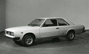 Fiat 130 Coupe Re-imagined By Original Designer