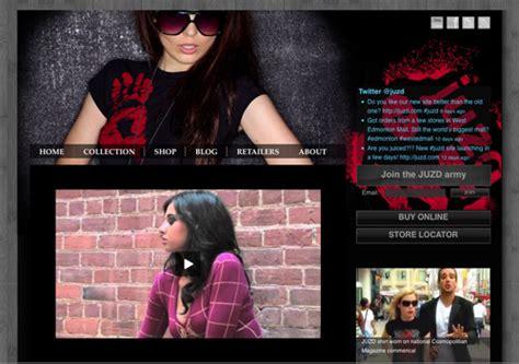 Juzd Website Gets Facelift Streetwear Clothing