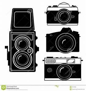 Appareil Photo Vintage : vecteur d 39 appareil photo de vintage d 39 appareil photo ~ Farleysfitness.com Idées de Décoration
