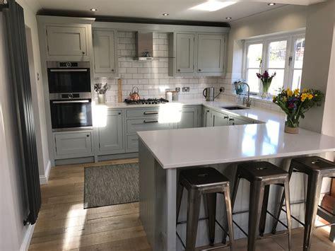 1909 Shaker Partridge Grey - Concept Kitchens