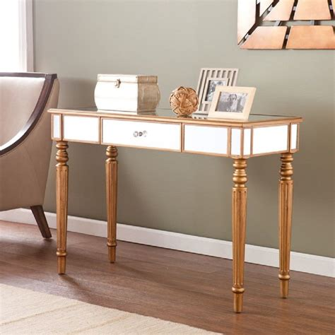 modern console table for entryway console tables for entryway wood modern mirror set hallway
