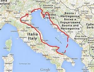 Www Lacentrale Fr Cote : info cote adriatique carte voyages cartes ~ Gottalentnigeria.com Avis de Voitures