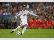 Atletico Madrid vs Real Madrid 14042015 Cristiano