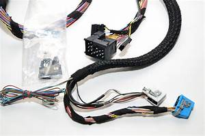 Bmw New E46 Navigation Wiring Harness Retrofit W