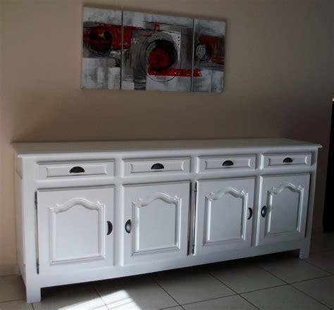 cuisine repeinte en blanc repeindre meuble de cuisine en bois 6 a 233t233