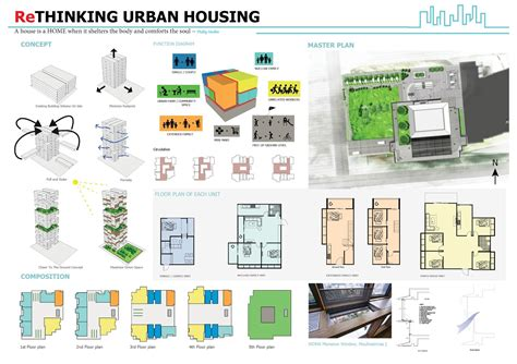 home layout plans rethinking housing archiprix s e a 2012