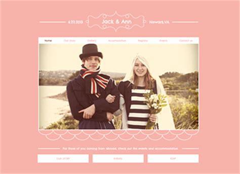 free wedding website templates wedding website website template wix