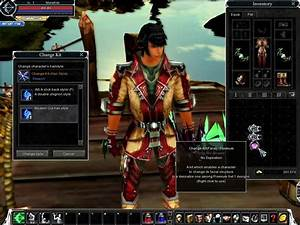 Cabal Online Male Change Kit HairStyle And Face PREMIUM