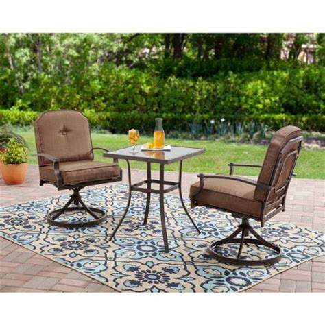 mainstays wentworth 3 bistro set walmart