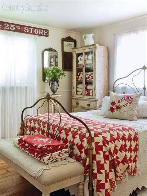 Country Bedroom Decor by Furniture Bedrooms White Farmhouse Country