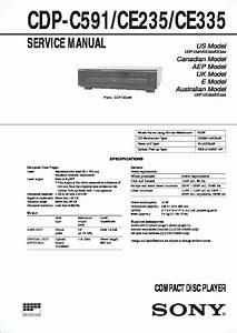Sony Sen-r2900  Sen-r4900  Sen-r5900 Service Manual