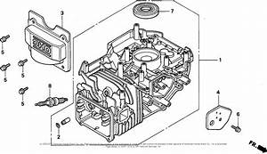 Honda Engines Gcv160a A1a Engine  Usa  Vin  Gjaea
