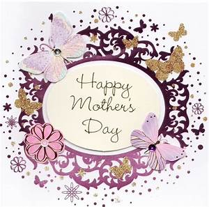 Happy Mother's Day Pretty Handmade Greeting Card | Cards ...