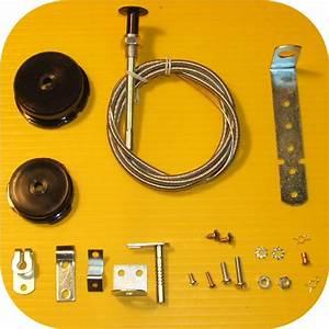 Manual Choke Conversion Weber Carb Dges Dgev 32  36 38mm