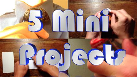 tips tricks  mini projects    home youtube