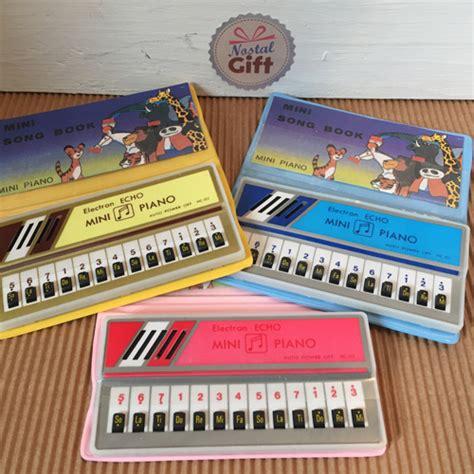 poule deco cuisine mini piano électronique vintage ées 80 nostalgift