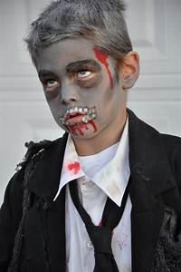 Halloween Schmink Bilder : halloween zombie schminken 28 coole ideen ~ Frokenaadalensverden.com Haus und Dekorationen