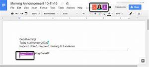 Brenda sargent google for Google docs share edit