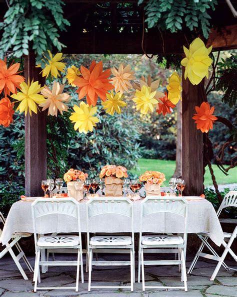 kids party decorations martha stewart