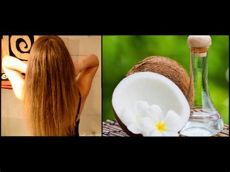 cuisiner avec l huile de coco nourrir ses cheveux avec l 39 huile de noix de coco