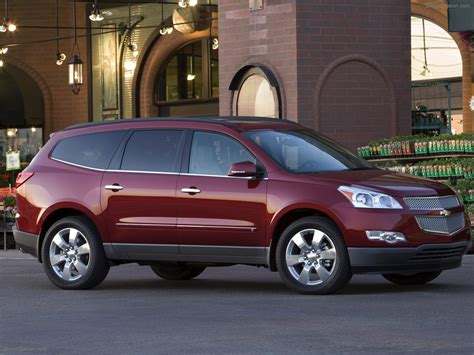 Chevrolet Traverse 2009 Exotic Car Picture 25 Of 59