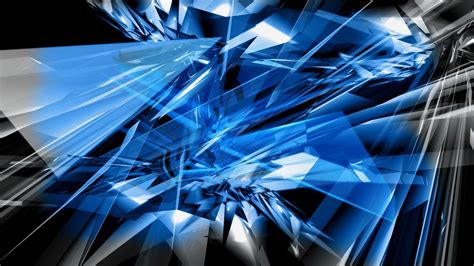 Abstract Black And Blue by Black And Blue Abstract Wallpapers Wallpaper Cave