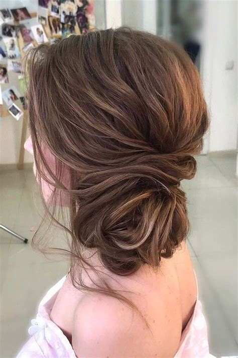 Updo Hairstyles For Wedding Guest by Best 25 Easy Side Updo Ideas On Wedding Hair