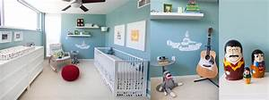 Chambre Garçon 6 Ans : idee deco chambre garcon 2 ans visuel 6 ~ Farleysfitness.com Idées de Décoration
