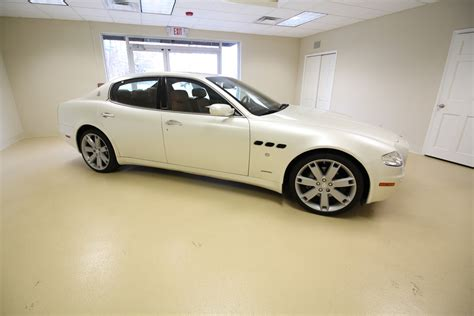 Maserati Ny by 2007 Maserati Quattroporte Sport Gt Stock 18238 For Sale