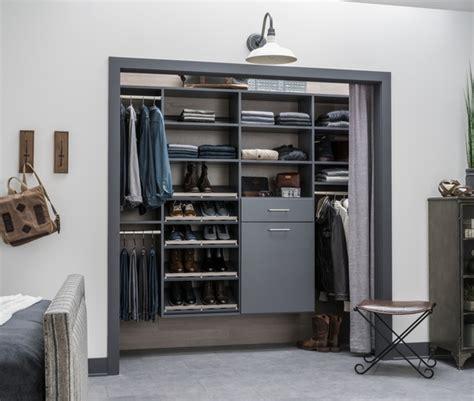 Easy Closet Organizers by Custom Closet Organizers Closet Systems Organization