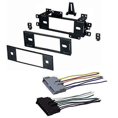 1987 Ford Stereo Wiring by Ford 1983 1988 Ranger Bronco Ii Car Radio Stereo Radio
