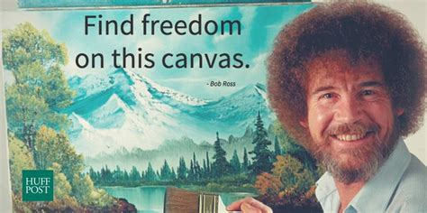 Bob Ross's Birthday Celebration
