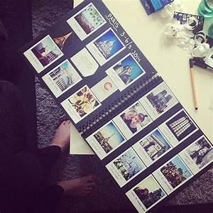 Album Photo Pour Polaroid : les 35 meilleures images du tableau polaroid albums sur pinterest les photos polaroid albums ~ Teatrodelosmanantiales.com Idées de Décoration