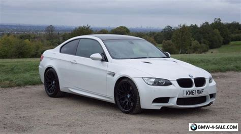 Bmw M3 2012 For Sale by 2012 Coupe M3 For Sale In United Kingdom