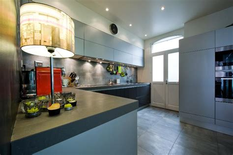 cuisine taupe brillant cuisine taupe brillant gallery of quelques modules trs