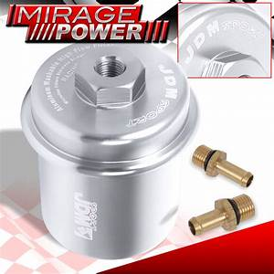 Jdm Sport High Flow Fuel Filter Fit Nissan 240sx Altima