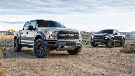 Dfsk Supercab Wallpaper by 2017 Ford F 150 Raptor Supercrew And Supercab Front Hd