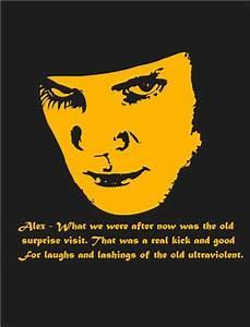 Alex A Clockwork Orange Quotes. QuotesGram