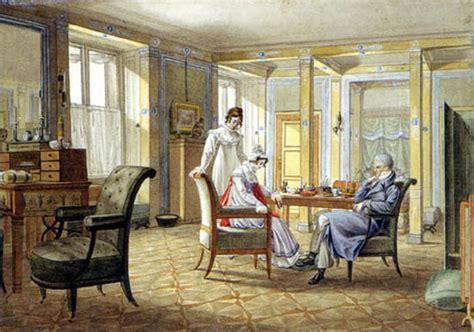 biedermeier interior style comfortable  sentimental