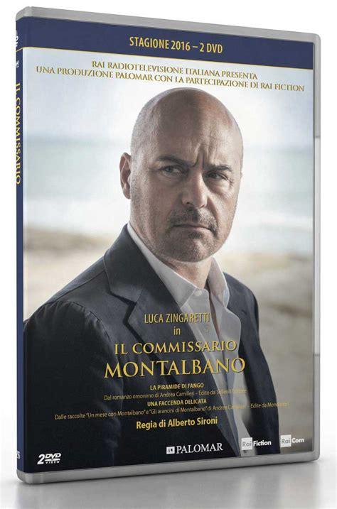 Il Commissario Montalbano La Danza Gabbiano Notorius Cinelibreria Dvd