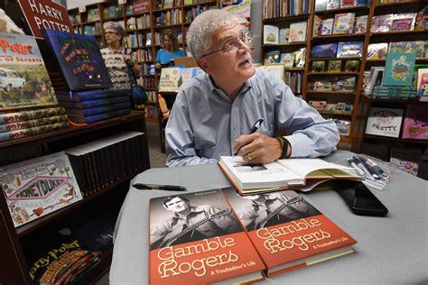 Jacksonville's Bruce Horovitz Has Written A Gamble Rogers