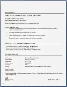 fresher engineer resume format free download With civil engineering resume for freshers