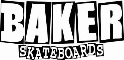 Baker Skateboards Vector Logos Svg Skate Skateboarding
