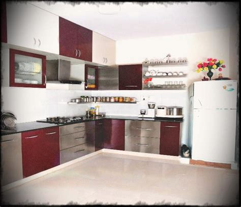 Nickbarron Co Latest Kitchen Designs In India Images My
