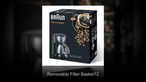 Braun Kf610 10 Cup Coffee Maker Overseas Use Only 220 Drip Coffee Ingredients Kit Kickstarter Accessories Jeddah Brewer Art Jakarta Disney Pictures